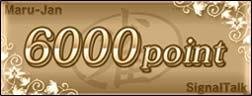 6000point