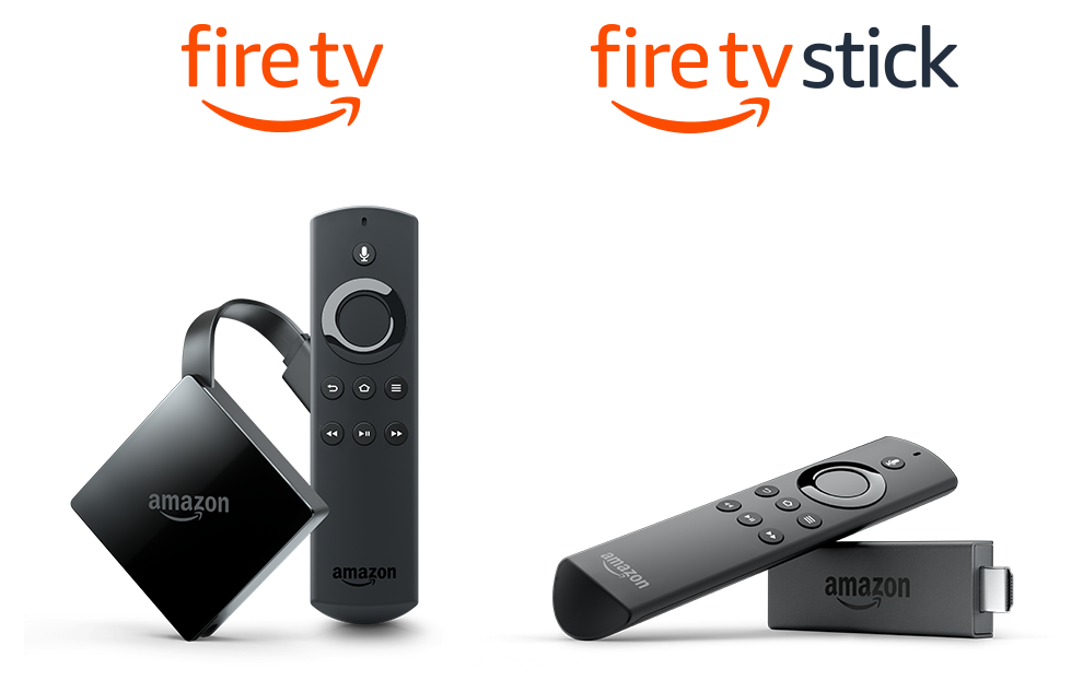 Amazon Fire TV、Amazon Fire TV Stick
