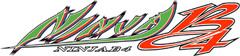 NINJA ロゴ