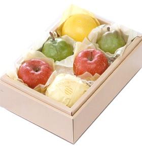 京橋千疋屋特選春の三色フルーツ詰合せ