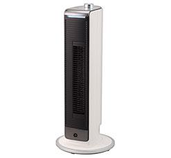 コイズミ 扇風機 ホット&クール ミニ ホワイト